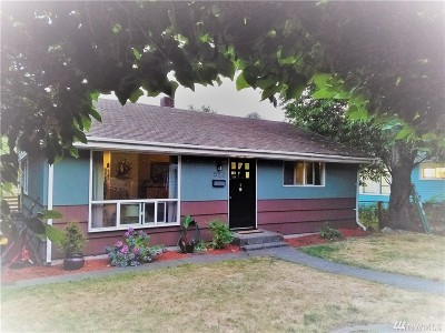 Seattle Single Family Home For Sale: 553 S Donovan St