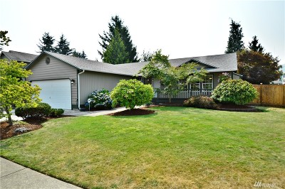 Puyallup Single Family Home For Sale: 1610 Park Ave