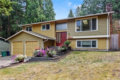 Redmond Single Family Home For Sale: 15315 NE 65th Ct