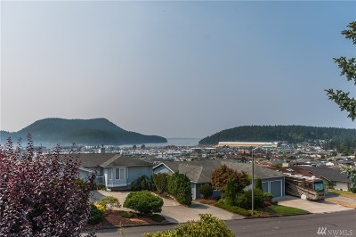 Anacortes WA Single Family Home For Sale: $550,000