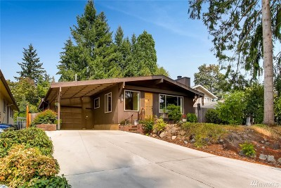 SeaTac Single Family Home For Sale: 3720 S 189th Place