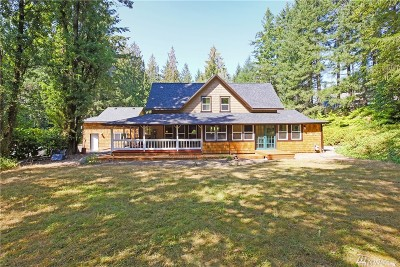Gig Harbor Single Family Home For Sale: 5105 144th St NW