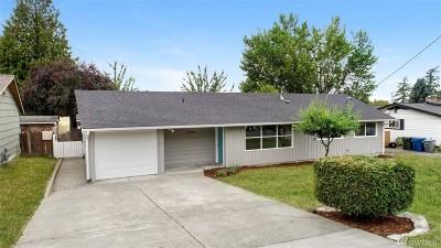 Kent WA Single Family Home For Sale: $379,900