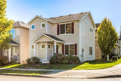 Snoqualmie Condo/Townhouse For Sale: 34005 McCullough St