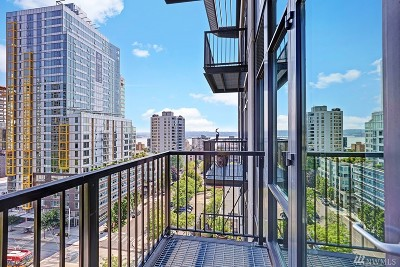 Seattle Condo/Townhouse For Sale: 2720 3rd Ave #1009