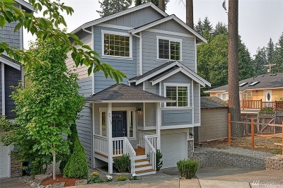 Everett Single Family Home For Sale: 2717 129th St SW