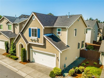 Bothell Condo/Townhouse For Sale: 18314 38th Dr SE