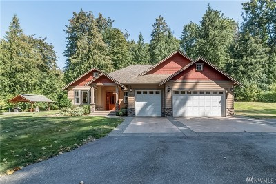 Bellingham Single Family Home For Sale: 5960 Cedarsong Lane
