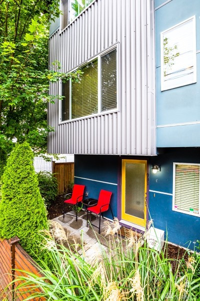 Seattle Condo/Townhouse For Sale: 931 N 98th St #C