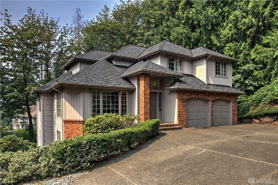 Sammamish Single Family Home For Sale: 2801 198th Ave SE