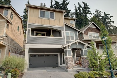 Bothell Single Family Home For Sale: 20024 94th Dr NE