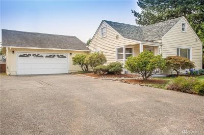 Everett Single Family Home For Sale: 2406 100th St SE