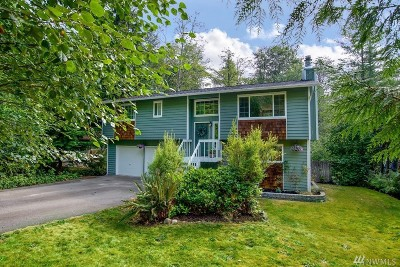 North Bend WA Single Family Home For Sale: $489,000