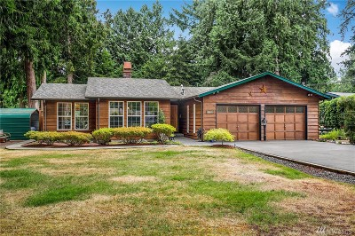 Marysville Single Family Home For Sale: 5322 134th Place NE