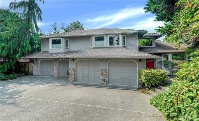 Edmonds Single Family Home For Sale: 21220 92nd Place W