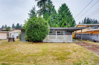 King County Single Family Home For Sale: 2346 N 178th St