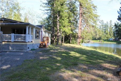 Birch Bay Single Family Home For Sale: 8643 Blaine Rd