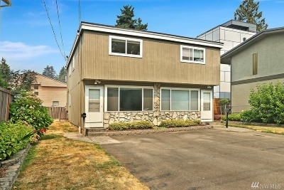 Seattle Multi Family Home For Sale: 1506 N 97th St