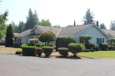 Whatcom County Condo/Townhouse For Sale: 1843 Main St #E3