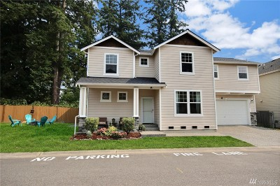 Seattle, Bellevue, Kenmore, Kirkland, Bothell Single Family Home For Sale: 16225 1st Place W #16