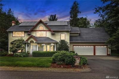 Covington Single Family Home For Sale: 20524 SE 263rd Ct