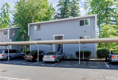 Bellevue Condo/Townhouse For Sale: 3037 127th Place SE #H22