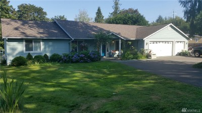Stanwood Single Family Home For Sale: 18827 26th Ave NW