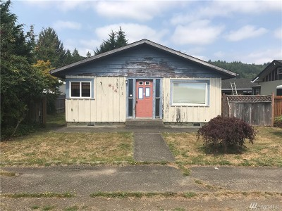 Montesano Single Family Home For Sale: 614 E Simpson