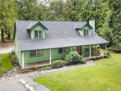 Buckley Single Family Home For Sale: 10225 225th Av Ct E