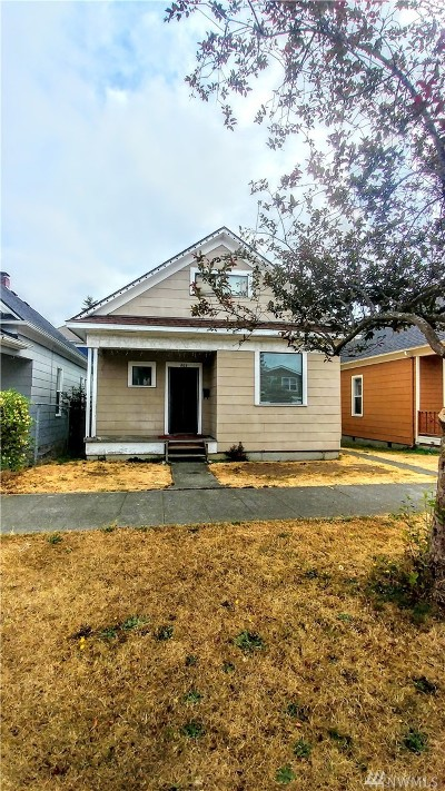Tacoma Single Family Home For Sale: 803 S M St