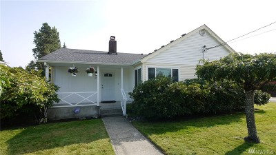 Tacoma Single Family Home For Sale: 1016 S 76th St