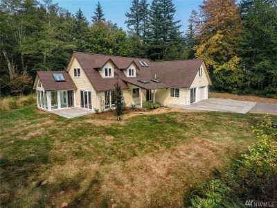 Ferndale Single Family Home Sold: 3040 Aldergrove Rd