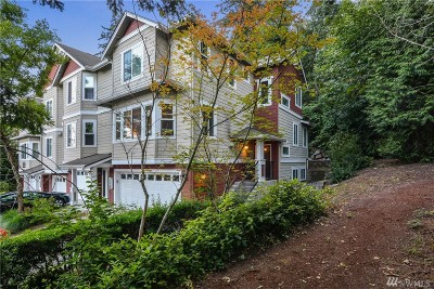 Bellevue WA Single Family Home For Sale: $780,000