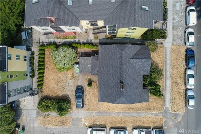 Seattle Residential Lots & Land For Sale: 4303 7th Ave NE