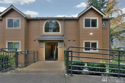 Bellevue Condo/Townhouse For Sale: 3803 130th Lane SE #A16