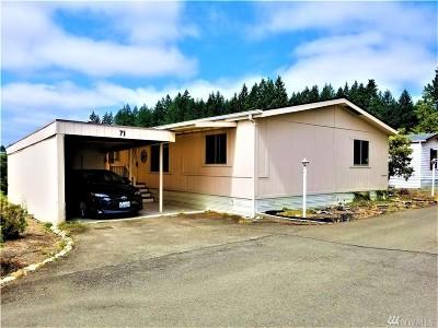 Mobile Home For Sale: 121 E Blevins Rd N #71