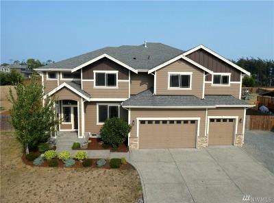 Oak Harbor Single Family Home For Sale: 1025 Lyle Ridge Cir