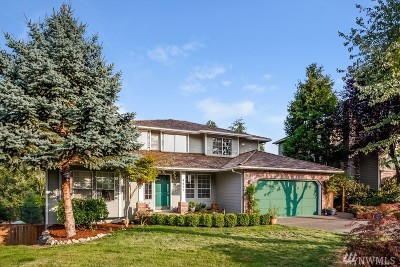 Federal Way Single Family Home For Sale: 4605 SW 328th Place