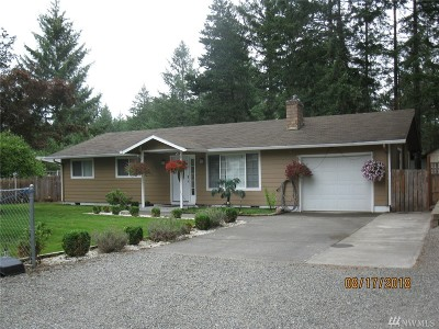 Shelton Single Family Home For Sale: 20 E Cypress Place