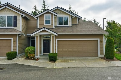 Lynnwood Condo/Townhouse For Sale: 2715 143rd St SW