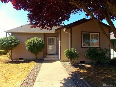 Single Family Home For Sale: 1001 N Washington St