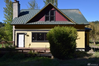 Poulsbo Single Family Home For Sale: 22959 Big Valley Rd NE