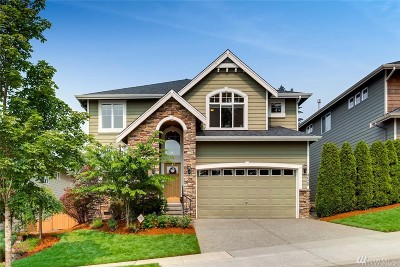 Bothell Single Family Home For Sale: 4029 223rd Place SE