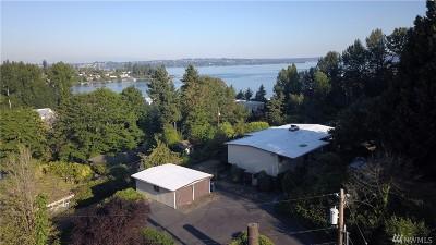 Kirkland Single Family Home For Sale: 10220 NE 43rd St
