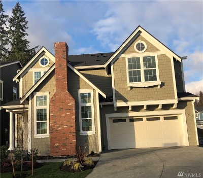 Sammamish Single Family Home For Sale: 24600 NE 16 St #81