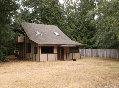 Shelton Single Family Home For Sale: 951 E Sunset Hill Rd