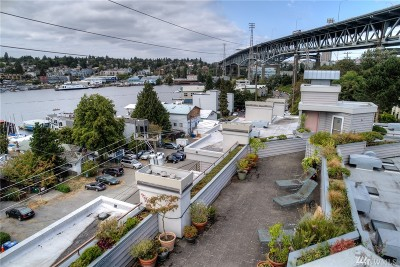 Seattle Condo/Townhouse For Sale: 3100 Fairview Ave E #305