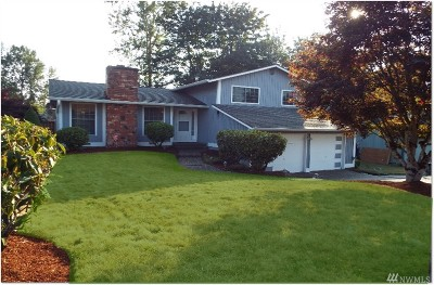 King County Single Family Home For Sale: 21725 125th Ave SE