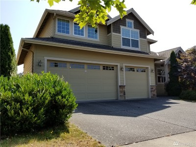 Lynnwood Single Family Home For Sale: 3312 209 Place SW