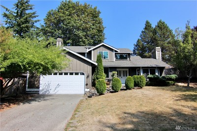 Federal Way Single Family Home For Sale: 32246 8th Ave SW